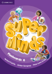 Super Minds Level 6