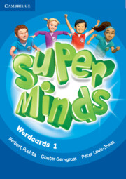 Super Minds Level 1