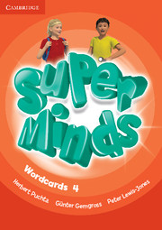 Super Minds Level 4