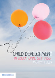 Child Development in Educational Settings