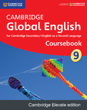 Cambridge Global English Stage 9 Coursebook Cambridge Elevate Edition (1 Year)