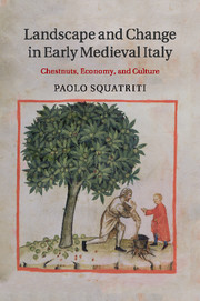 Landscape and Change in Early Medieval Italy