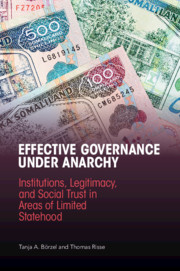 Effective Governance Under Anarchy