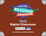 2017 Cambridge Reading Adventures Early Digital Classroom (1 Year)