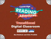 2017 Cambridge Reading Adventures Transitional Digital Classroom (1 Year)