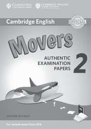 Cambridge English Young Learners 2 for Revised Exam from 2018 Movers