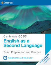 Cambridge IGCSE® English as a Second Language Exam Preparation and Practice with Audio CDs (2)