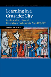Learning in a Crusader City
