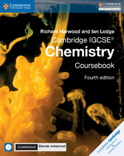 Cambridge IGCSE® Chemistry