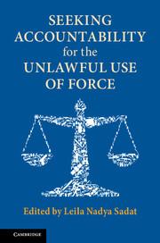 Seeking Accountability for the Unlawful Use of Force