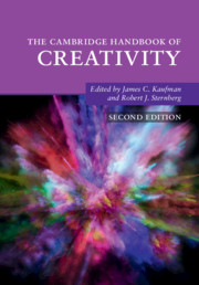 The Cambridge Handbook of Creativity