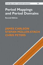 Period Mappings and Period Domains