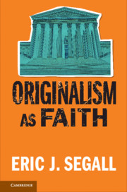 Originalism as Faith