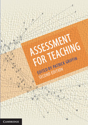 Assessment for Teaching