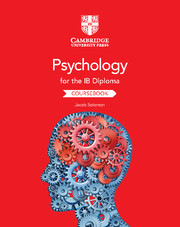 Psychology for the IB Diploma