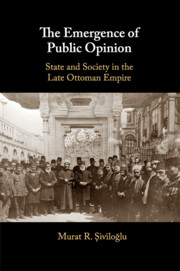 The Emergence of Public Opinion