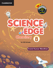Science Edge Chemistry Level 8 Student Book