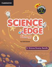 Science Edge Biology Level 8 Student Book