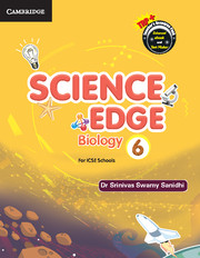 Science Edge Biology Level 6 Student Book