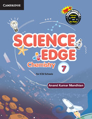 Science Edge Chemistry Level 7 Student Book