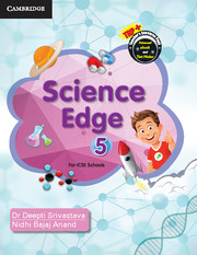 Science Edge Student Book