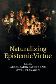Naturalizing Epistemic Virtue