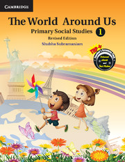 The World Around Us Level 1 Student Book with DVD-ROM Revised Edition