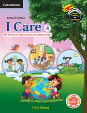 I Care Level 4 Student Book