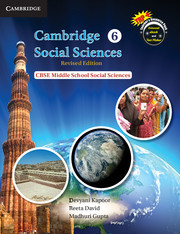 Cambridge Social Sciences Level 6 Student Book with DVD-ROM Revised Edition
