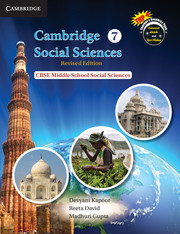Cambridge Social Sciences Level 7 Student Book with DVD-ROM Revised Edition