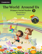The World Around Us Level 3