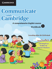 Communicate with Cambridge Level 1 Workbook