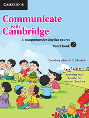Communicate with Cambridge Level 2 Workbook