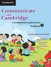 Communicate with Cambridge Level 3 Workbook