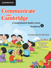 Communicate with Cambridge Level 4 Workbook