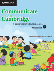Communicate with Cambridge Level 5