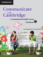 Communicate with Cambridge Level 7 Workbook