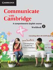 Communicate with Cambridge Level 8 Workbook