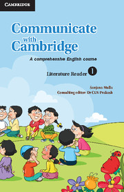 Communicate with Cambridge Level 1 Literature Reader