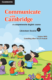 Communicate with Cambridge Level 4 Literature Reader