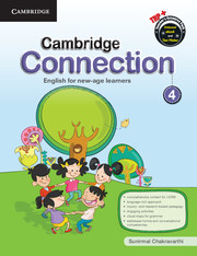 Cambridge Connection Level 4 Reader