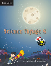 Science Voyage Level 8 Student Book with CD-ROM