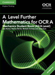 for OCR Mechanics Student Book (AS/A Level) with Cambridge Elevate edition (2 Years)