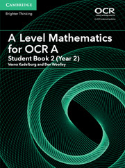 for OCR Student Book 2 (Year 2)