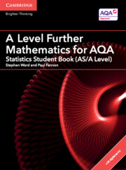 for AQA Statistics Student Book (AS/A Level) with Cambridge Elevate edition (2 Years)