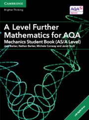 for AQA Mechanics Student Book (AS/A Level) with Cambridge Elevate edition (2 Years)