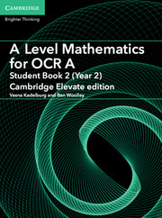 A Level Mathematics for OCR A