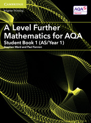 for AQA Student Book 1 (AS/Year 1)