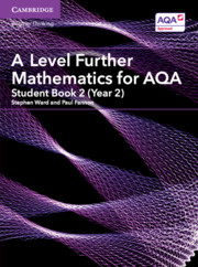 for AQA Student Book 2 (Year 2)