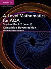 for AQA Student Book 2 (Year 2) Cambridge Elevate edition (1 Year) School Site Licence
